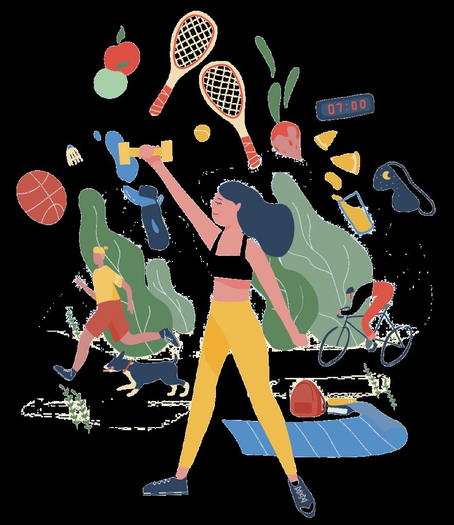 Crear hábitos alimenticios duraderos